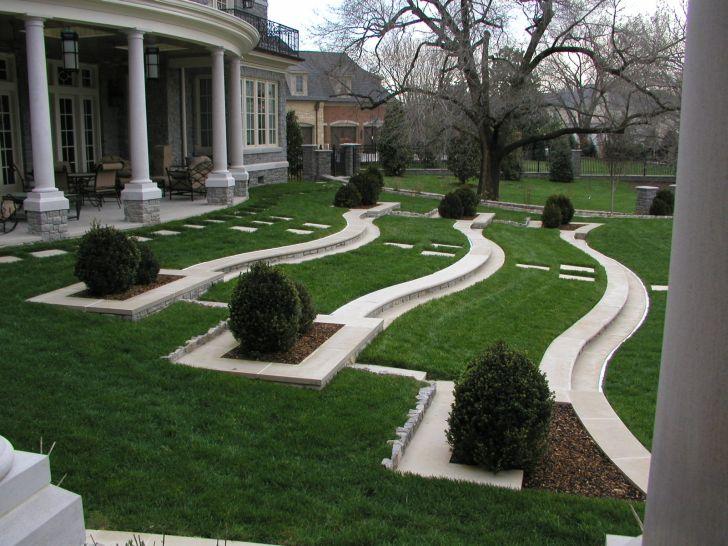 Landscape Architecture Design Ideas Luxury
