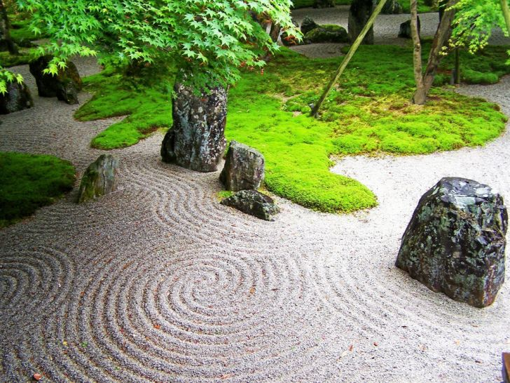 Landscape Architecture Design Ideas Sand Garden