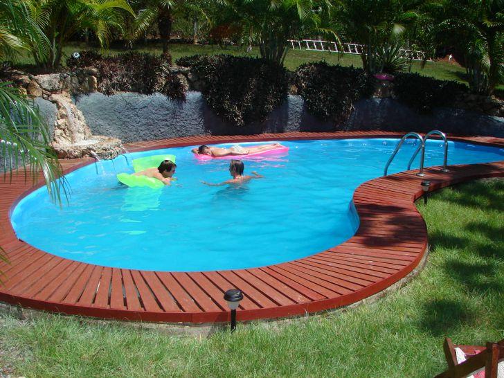Landscape Architecture Design Ideas for Swimming Pool