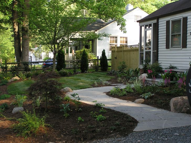 Landscape Ideas for Front Yard Design