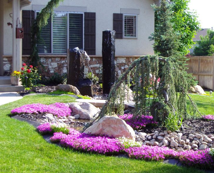 Landscape Ideas for Front Yard Ideas