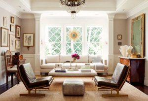 Living Room Furniture Arrangement Design Ideas