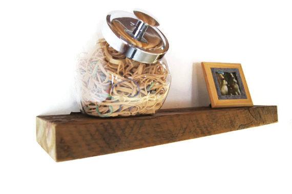 Mantel Shelf Design Timber Reclaimed Wood