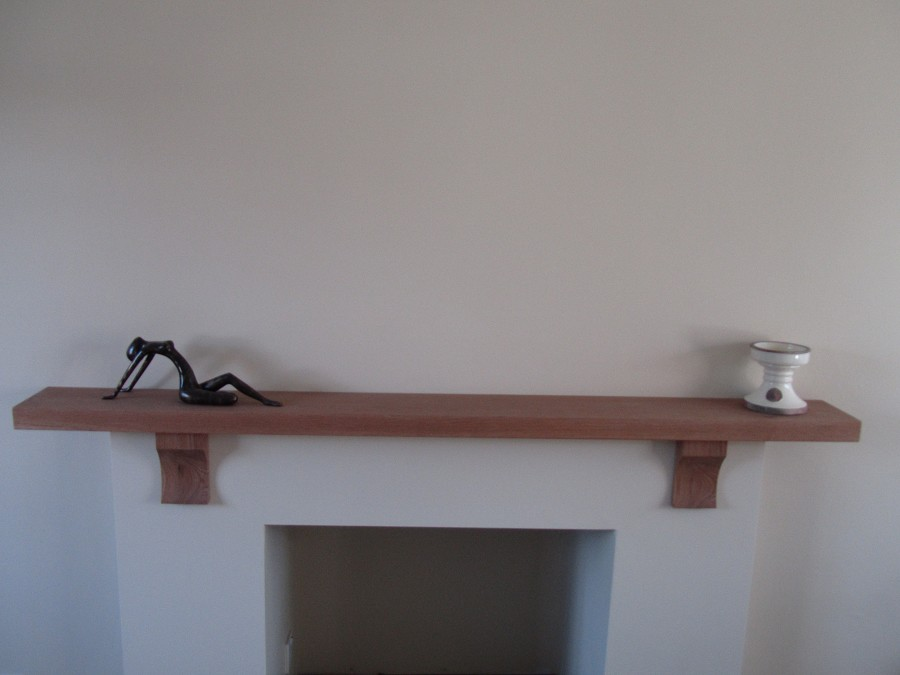 Mantel Shelf
