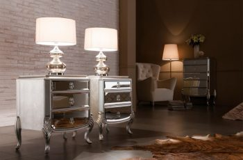 Mirrored Furniture Design French Ideas