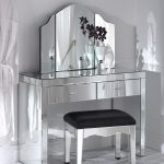 Mirrored Furniture Design Vanity
