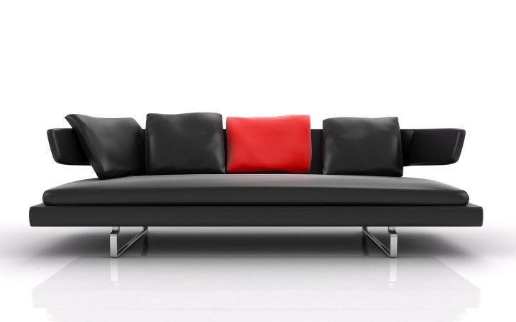 Modern Sofa Design Furniture Leather
