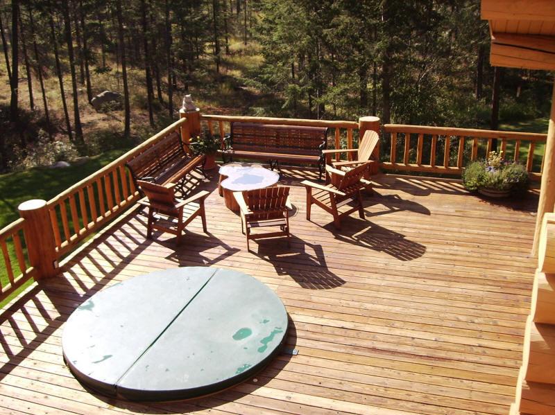 Outdoor Deck Ideas Designs