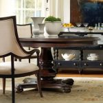 Pedestal Dining Table Set Hooker Furniture Estate