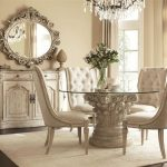 Pedestal Dining Table Set The Boutique Collection
