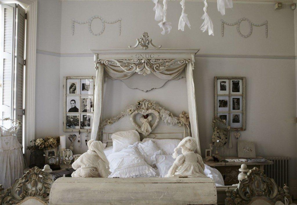 Shabby Chic Bedroom image 001