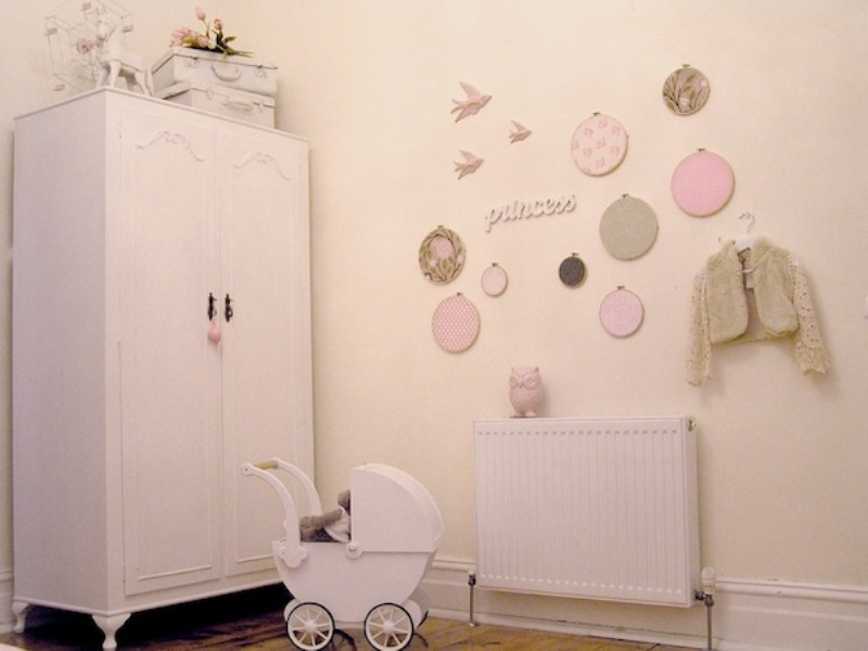 Shabby Chic Bedroom image 002
