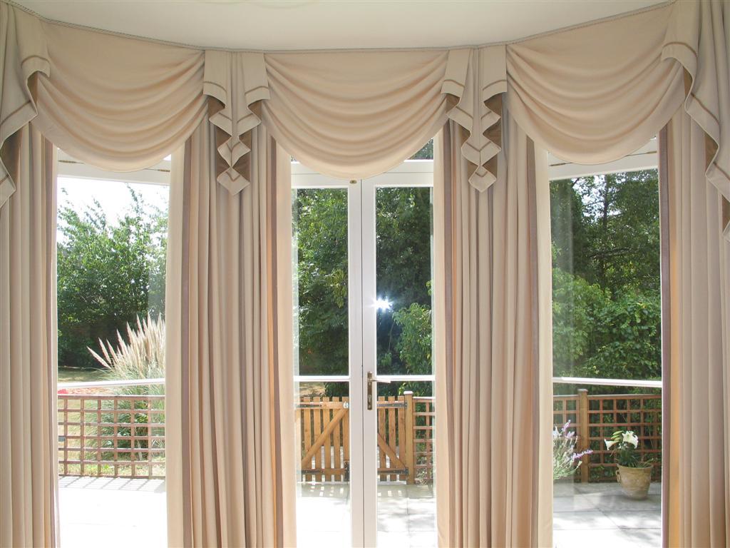Window Treatments for Tall Windows