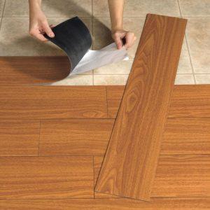 Vinyl Flooring That Looks Like Wood in Sheets