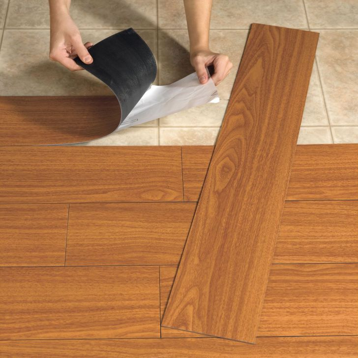 Vinyl Flooring That Looks Like Wood in Sheets
