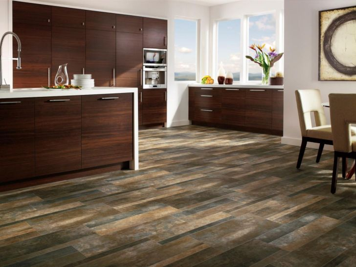 Vinyl Flooring That Looks Like Wood with Modern Texture