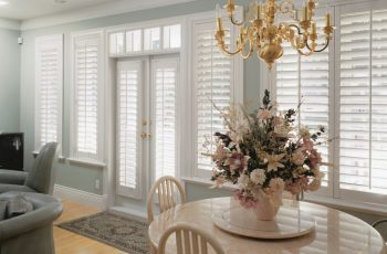 Cost of Plantation Shutters for French Doors