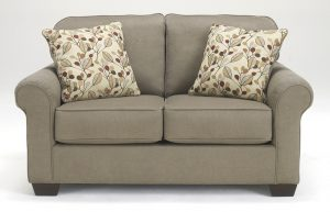 Dimensions of a Loveseat