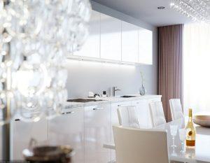 Elegant Kitchen Interior from Eduard Caliman