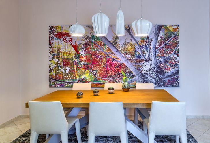 Elegant Seasonal Theme for Modern Apartment Interior