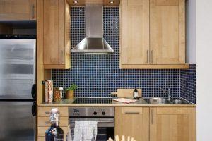 Kitchen Modern Apartment 2