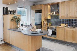 Kitchen Modern Apartment