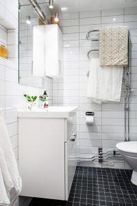 Modern Bathroom Apartment