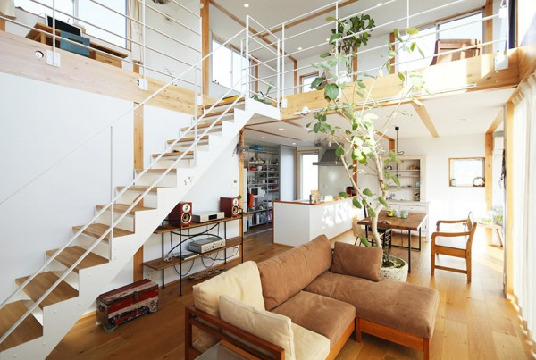 Japanese Countryside Prefab Home