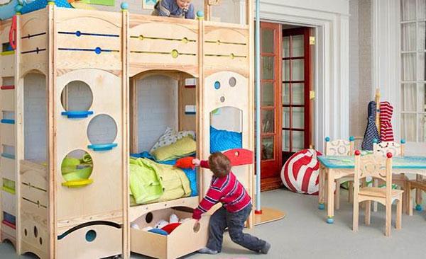 Rhapsody Beds by CedarWorks – Camas Juegos 2