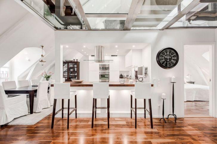 Apartment Design Scandinavian Home