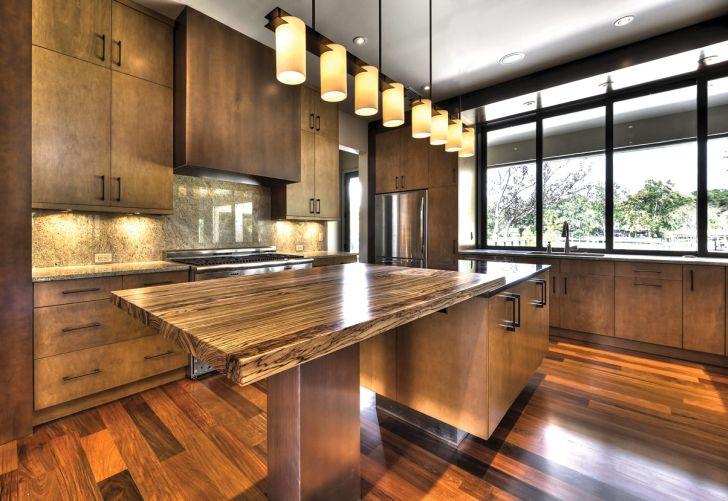 Kitchen Countertops Cabinets Ideas Wood