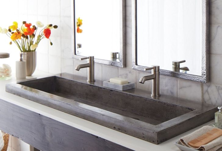 Nativestone Trough Sink by Native Trails