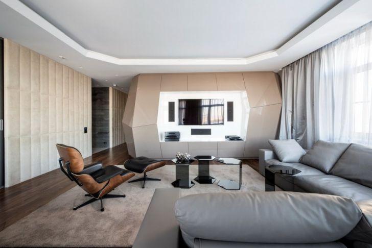 Apartment Design Geometrix
