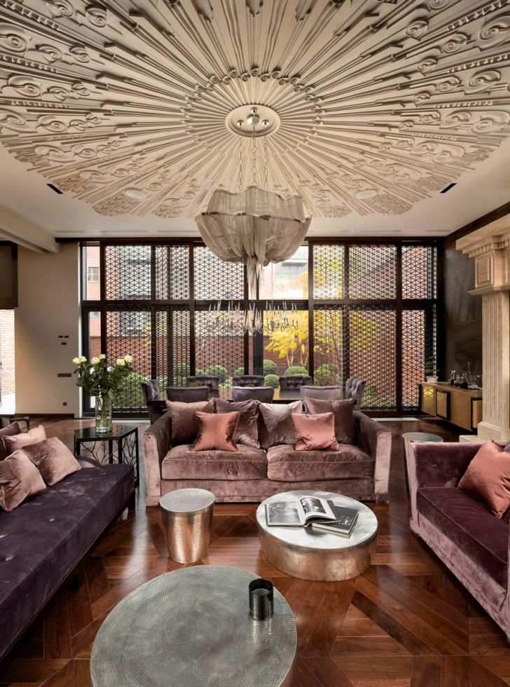 Design Luxurious Home in Belle Epoque Residence