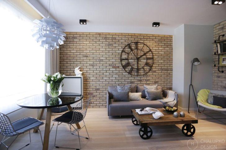 Design Modern Industrial Apartment