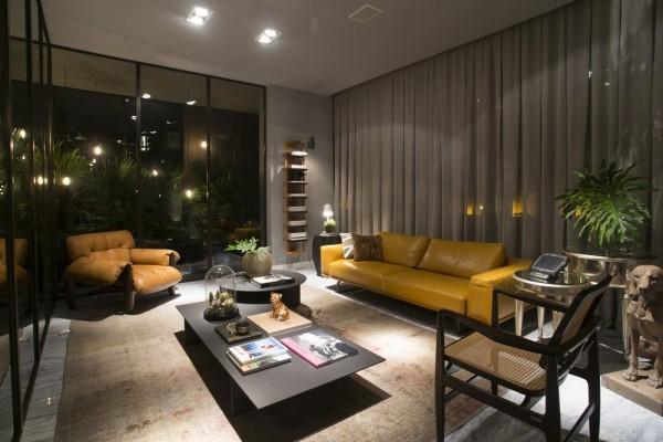 Formal Living Room Lighting