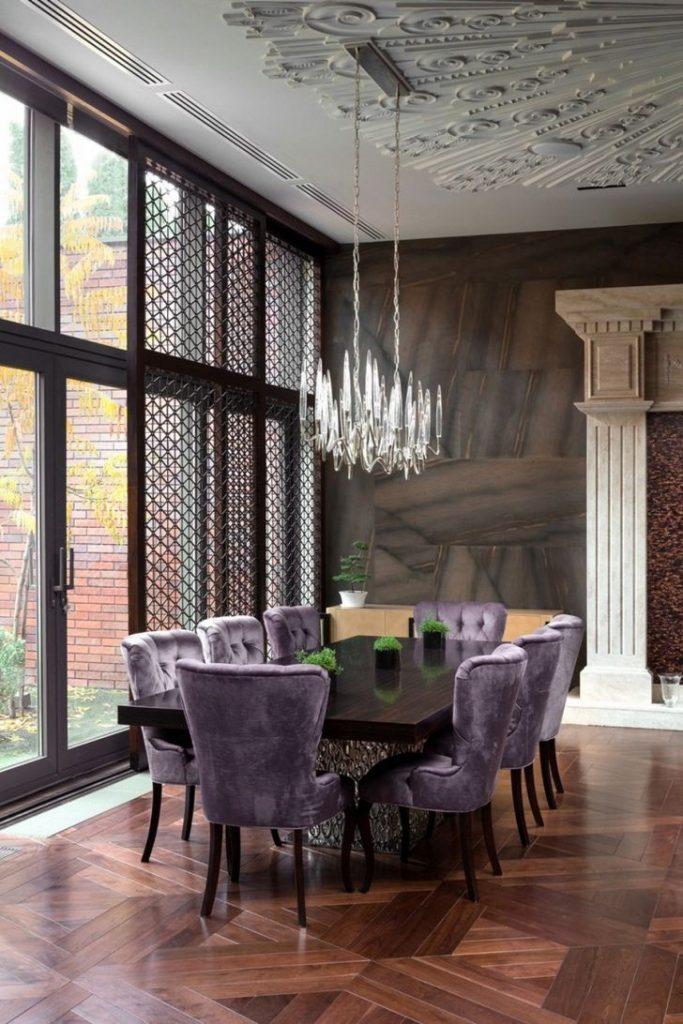 Interior Luxurious Home in Kiev