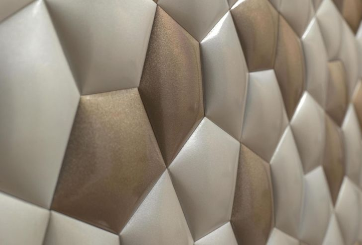 Kin Ceramic Tile by DSIGNIO for Harmony Peronda