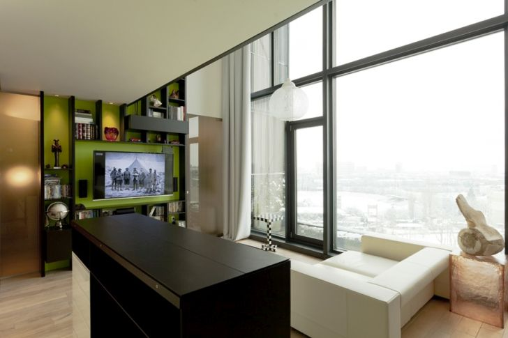 Minimalist Modern Design Living Zone