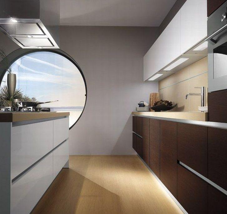 Modern Design Italian Kitchen by Ernestomeda
