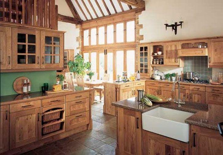 Classic Kitchen Arundel Natural Oak