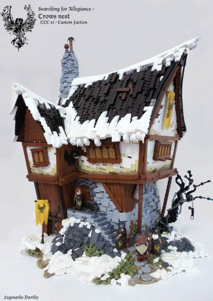 Dark Isle Saga Lego House 2