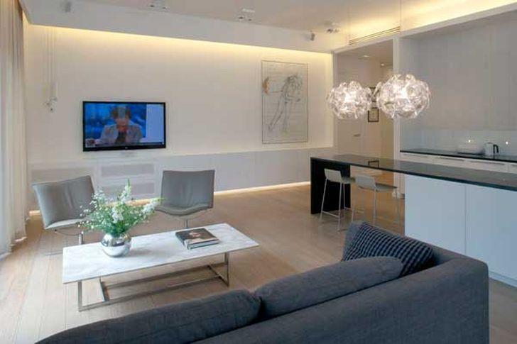 Living Room Eko Park Apartment 3