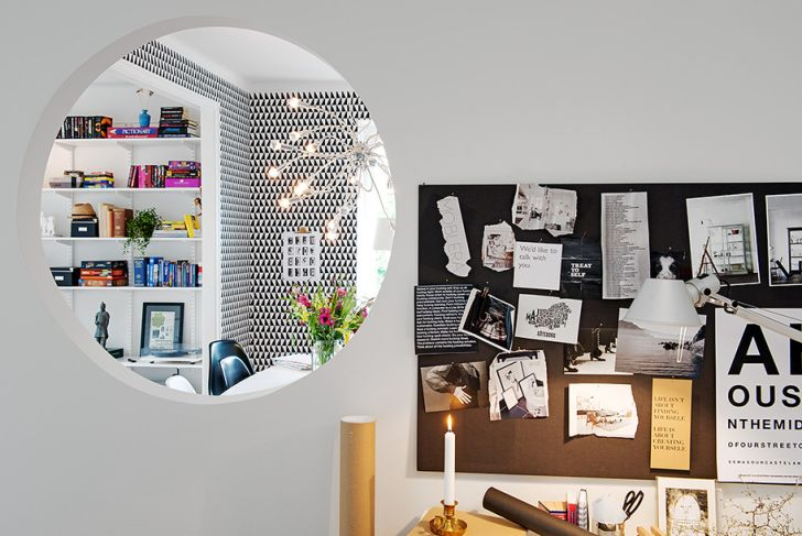 Living Room Project Swedish Crib