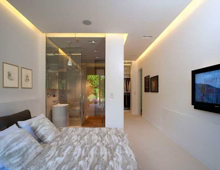 Master Bedroom Eko Park 3 Apartment
