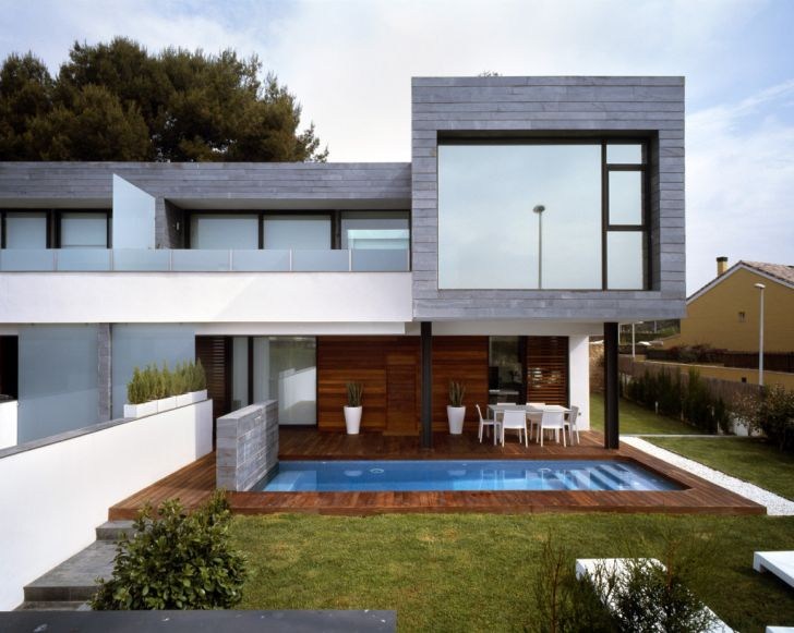 Modern Semi-Detached Homes in Rocafort Valencia