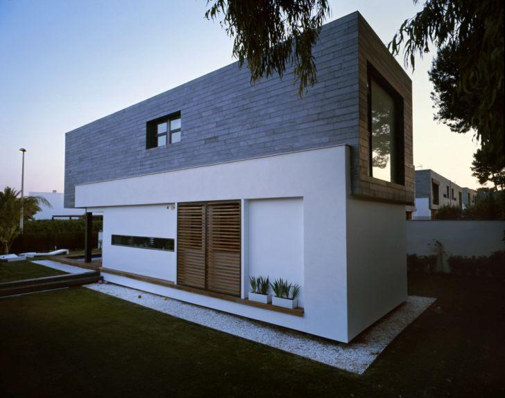 Modern Semi-Detached Homes in in Rocafort