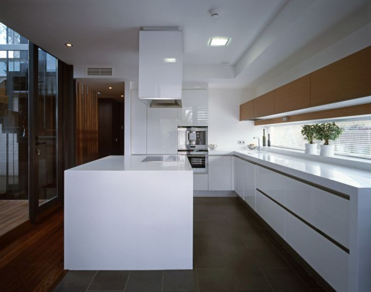 Modern Semi-Detached Homes with Elegant Kitchen