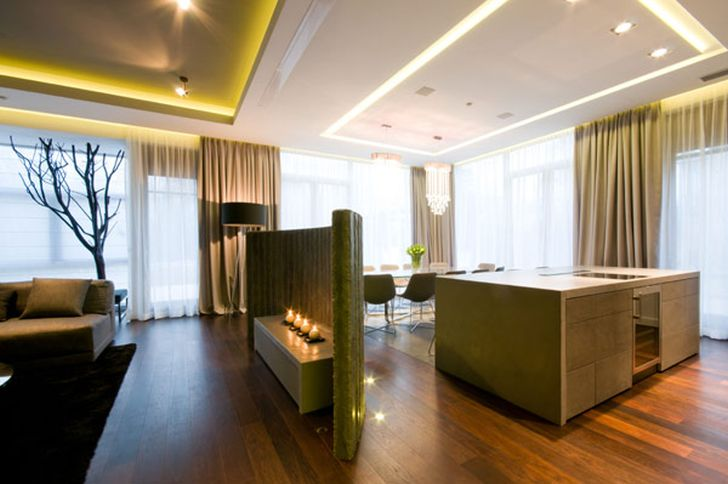 Modern Warsaw Apartment