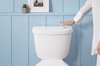 The Touchless Toilet Kit